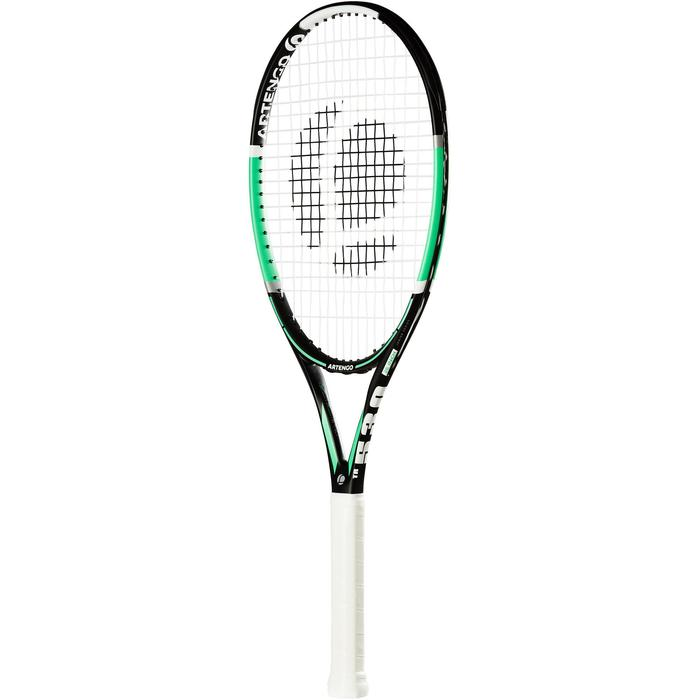 artengo raquette de tennis enfant tr530 26 noir vert. Black Bedroom Furniture Sets. Home Design Ideas