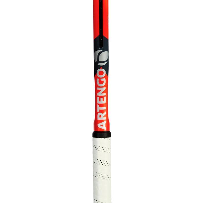 Set de raquette de tennis TR 530 lite Rouge avec sa housse pour les accessoires - 1197409