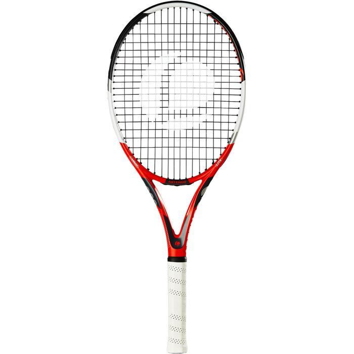 Set de raquette de tennis TR 530 lite Rouge avec sa housse pour les accessoires - 1197415