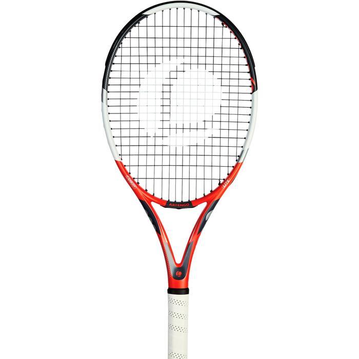 Set de raquette de tennis TR 530 lite Rouge avec sa housse pour les accessoires