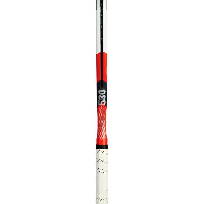 Set de raquette de tennis TR 530 lite Rouge avec sa housse pour les accessoires - 1197434