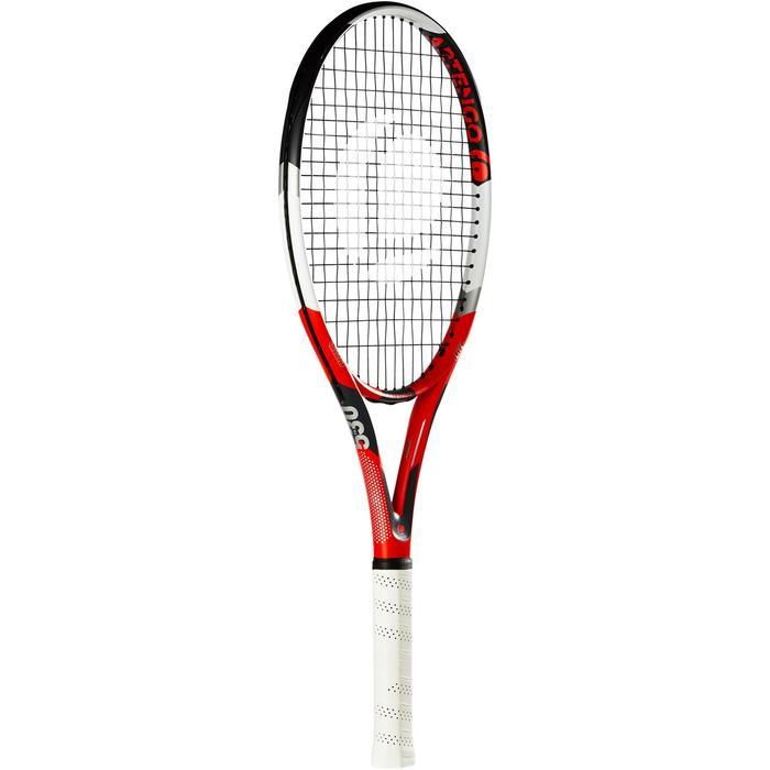 Set de raquette de tennis TR 530 lite Rouge avec sa housse pour les accessoires - 1197441