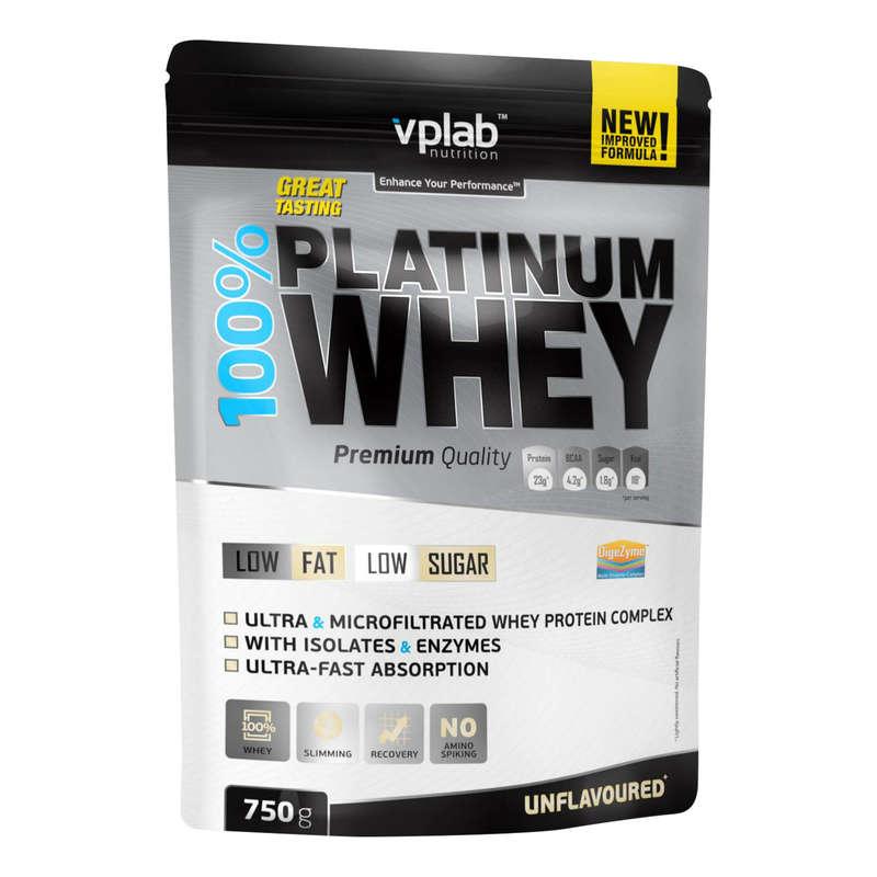 ПРОТЕИНЫ, БИОЛОГИЧ АКТИВ ДОБАВКИ Спортивное питание - Протеин 750 г. Ваниль VPLAB - Спортивное питание