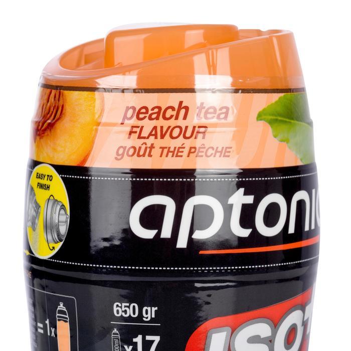 Boisson isotonique poudre ISO+ thé pêche 650g - 1197512