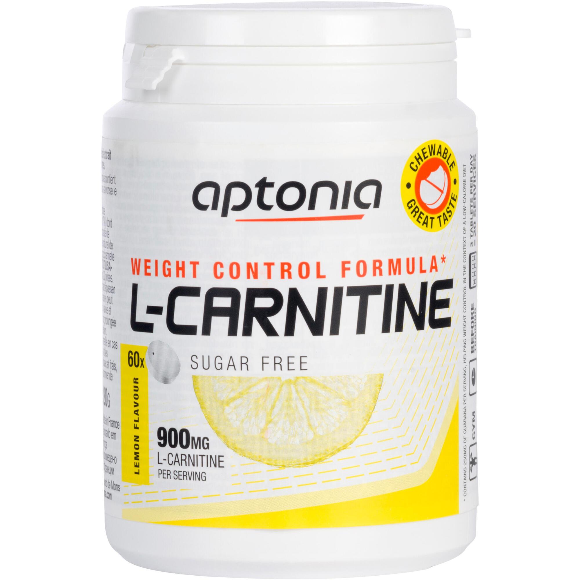900 Calorie Diet Indian - l-carnitine x 60 - lemon