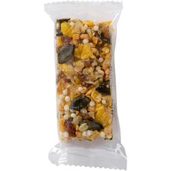 Glutenvrije graanrepen fruit & nuts 3x35 g
