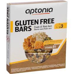 Barrita de cereales SIN GLUTEN fruit & nuts 3x35 g