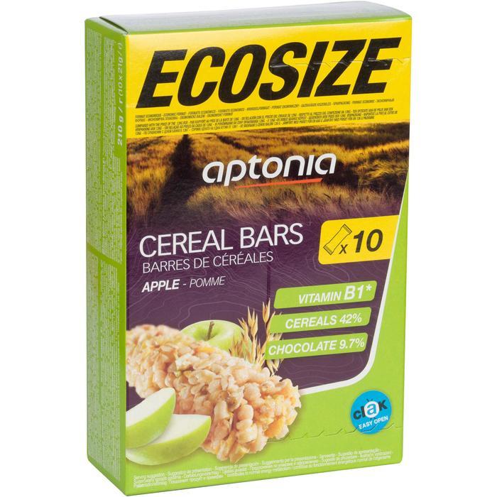 Barre de céréales CLAK ECOSIZE pomme 10x21g - 1197558
