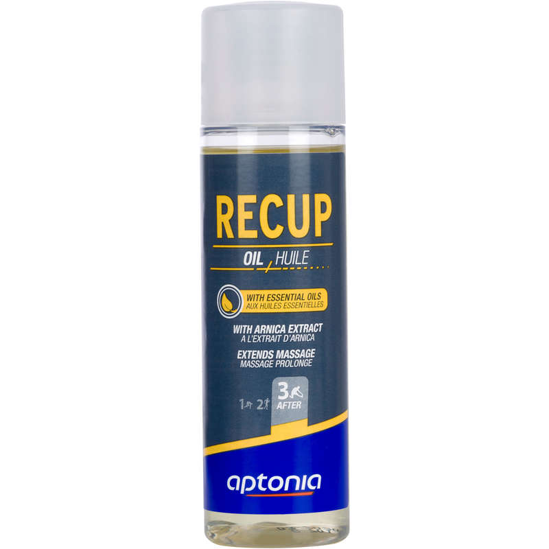 RECOVERY & PREPARATION ACCESSORIES Recovery and Injury - RECOVERY Massage Oil APTONIA - Equipment