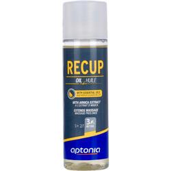 Aceite de masaje de recuperación con aceites esenciales y árnica 125 ml