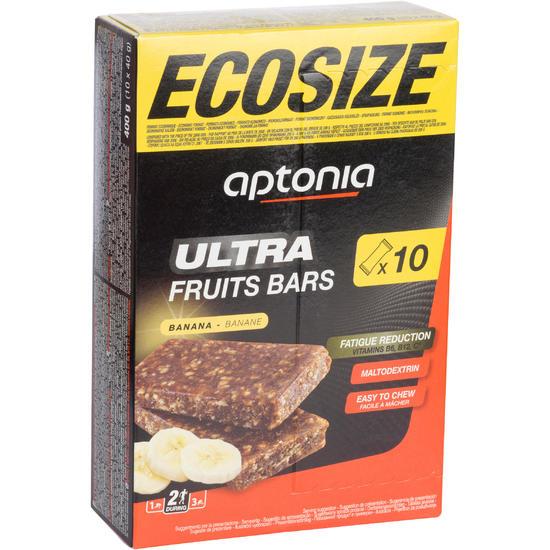 Energiereep Ultra Bars Ecosize banaan 10x40 g - 1197563