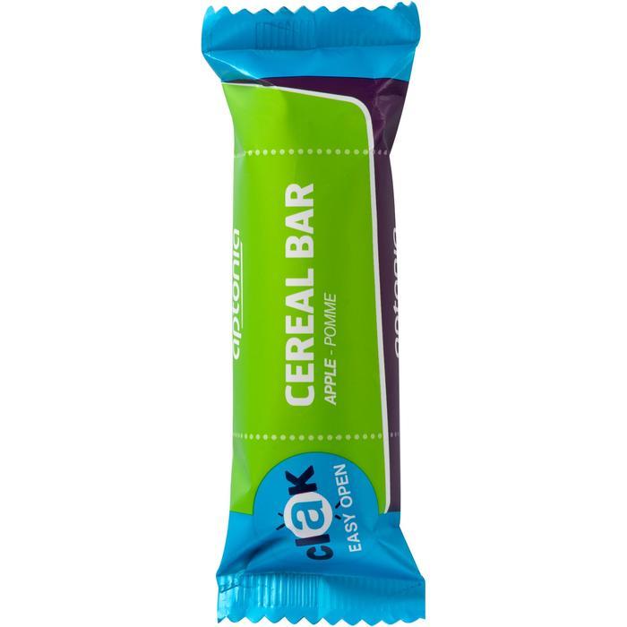 Barre de céréales CLAK ECOSIZE pomme 10x21g - 1197569
