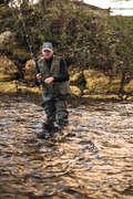 ЖИЛЕТЫ Рыбалка - Жилет д/рыбалки 500 хаки CAPERLAN - Одежда и обувь