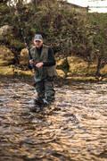 VESTY Rybolov - RYBÁŘSKÁ VESTA 500 KHAKI CAPERLAN - Rybařské oblečení a doplňky