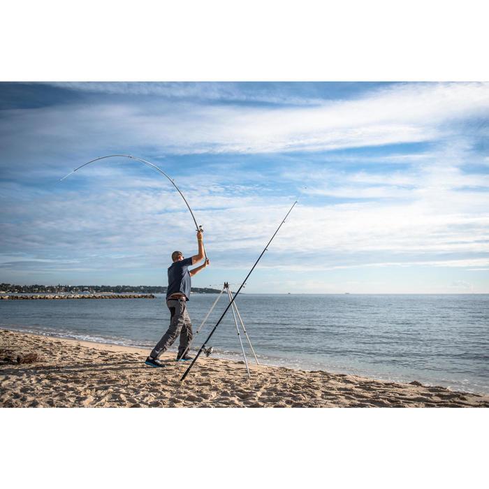 Support de canne pêche en mer TÉLESCOPIQUE TRÉPIED - 1197604