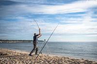 Telescopic sea-fishing tripod SW TPOD # GM
