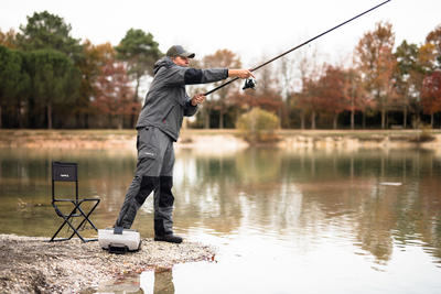 Caja de pesca 2 bandejas