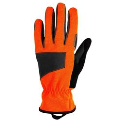 Jagd-Handschuhe Supertrack 100 V2 orange
