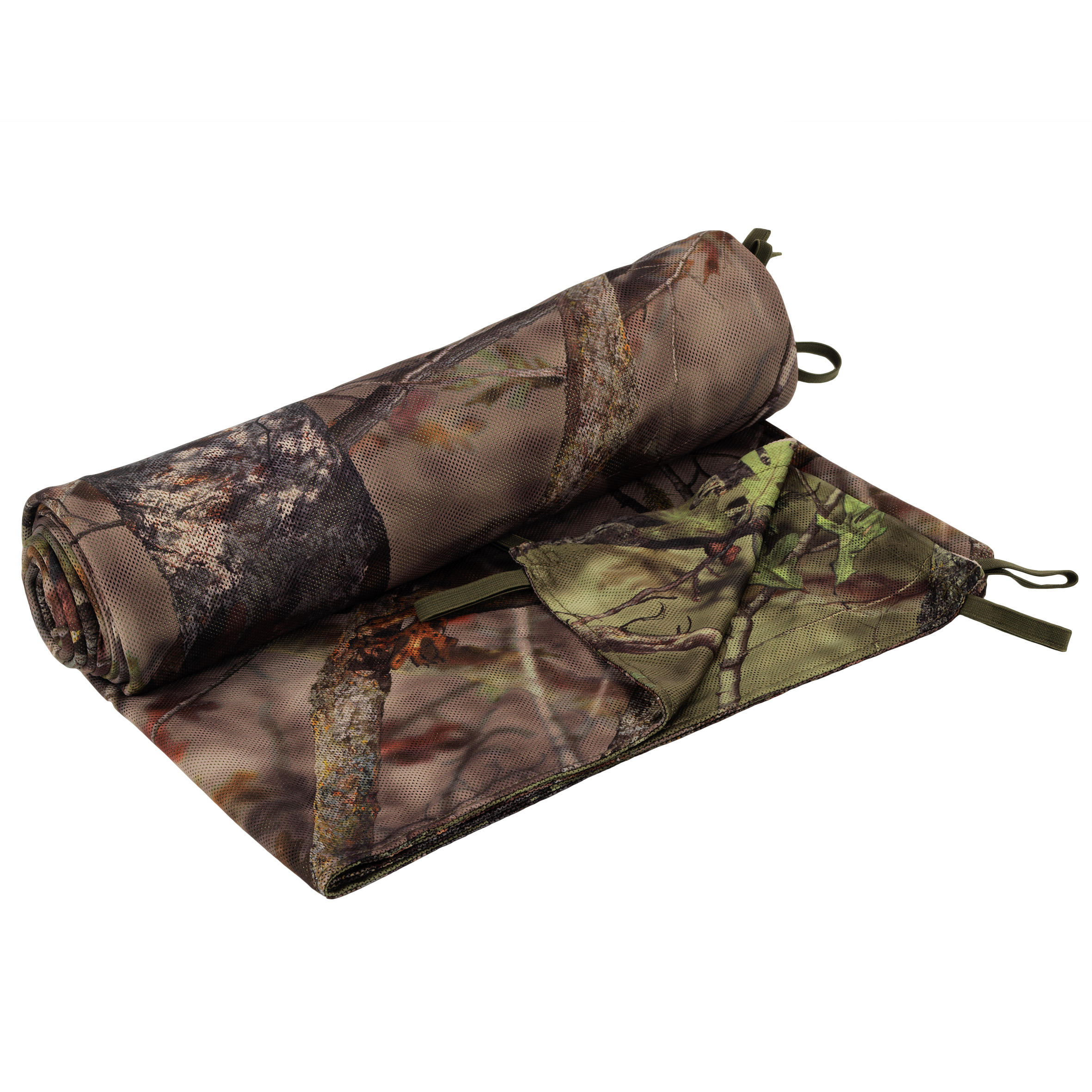 """FILET CHASSE CAMOUFLAGE RÉVERSIBLE 4'7"""" x 7'3"""""""