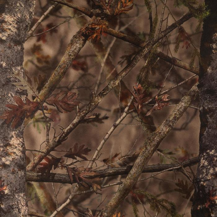 FILET CHASSE LIGHT 1,4M x 2,2M CAMOUFLAGE MARRON
