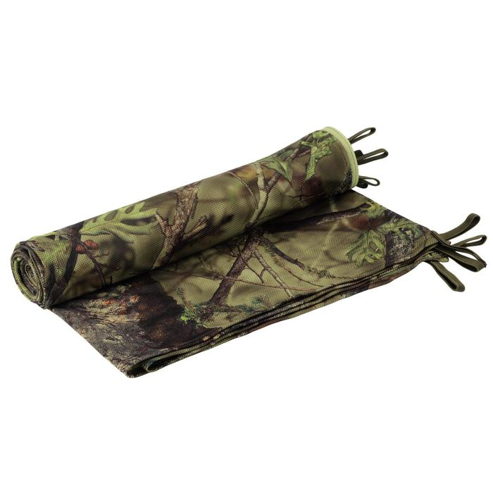 FILET CHASSE LIGHT 1,4M x 2,2M CAMOUFLAGE GREEN