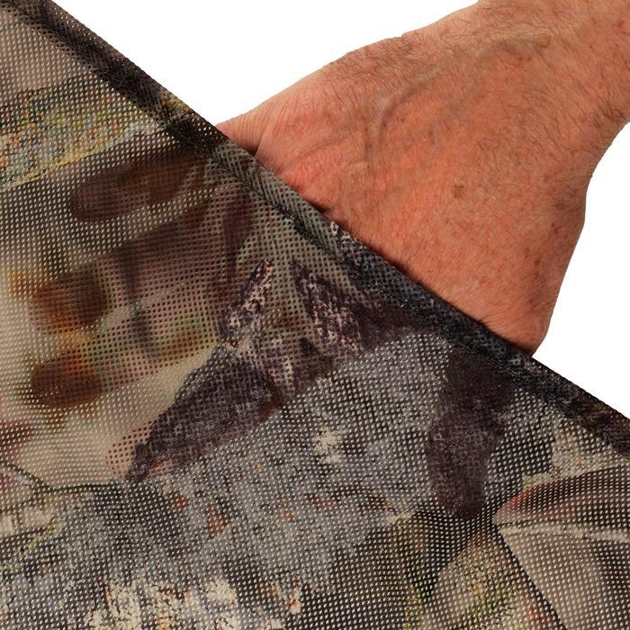 Tarnnetz Light Tarnung 1,4 × 2,2m camouflage braun