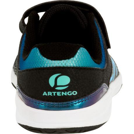5a936fb57b Ts160 Chaussure Tennis Motifs Enfant Noir Qwyrxx Artengo Scarabe HwqI1It
