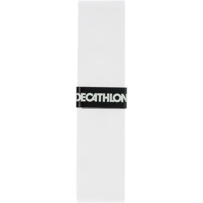 Griffband Komfort Tennisschläger Overgrip 12er-Pack weiß
