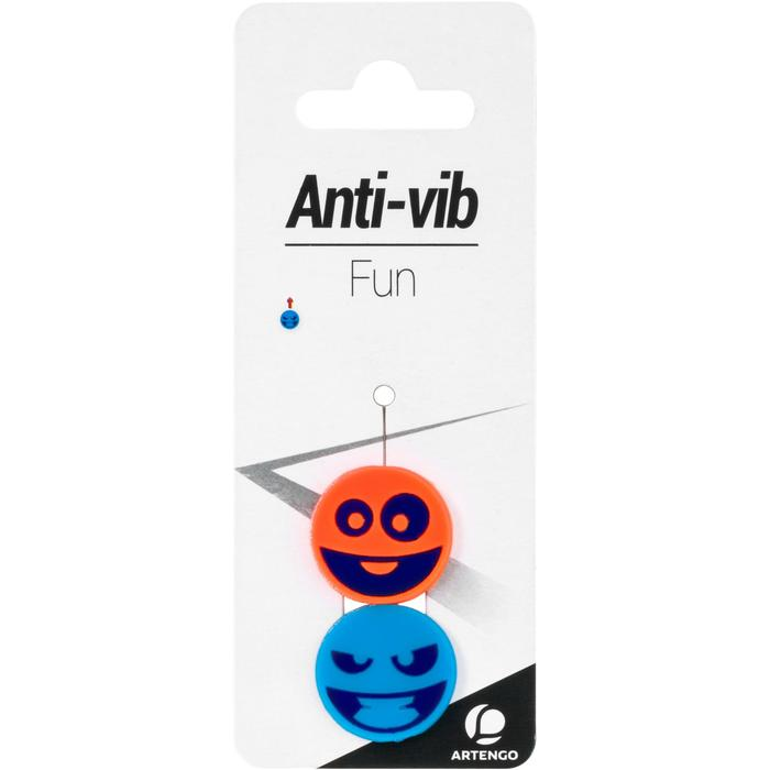 Fun Tennis Vibration Dampener - Orange