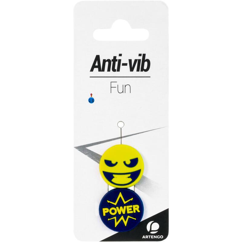 ANTIVIBRADOR DE TENIS ANTI-VIB FUN PACK DE 2