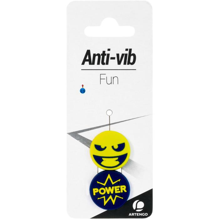 ANTIVIBRATEUR DE TENNIS FUN - 1197848