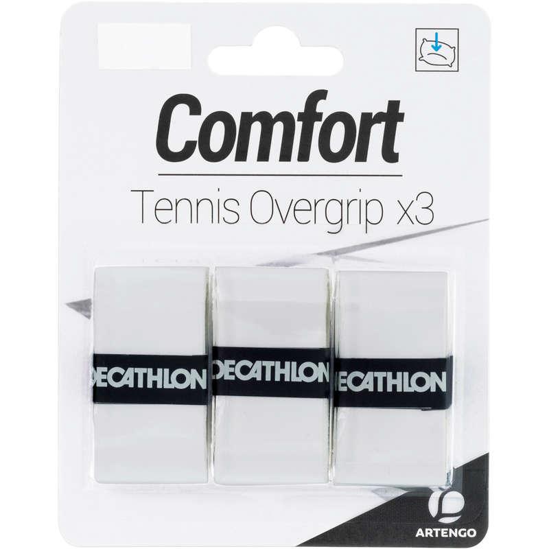 RACKETS ACCESSORIES Tennis - Tennis Comfort Overgrip ARTENGO - Tennis Accessories