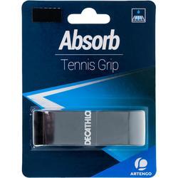 Griffband Overgrip für Tennisschläger saugfähig schwarz