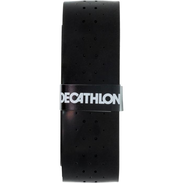 Squash-Griffband Absorb schwarz