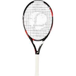 兒童款網球拍TR990 26-黑色/橘色