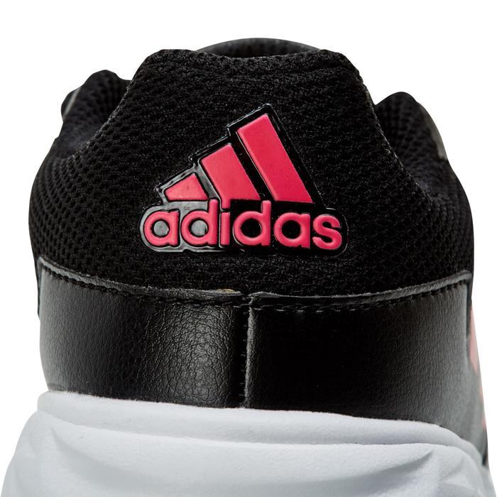 Chaussures marche sportive enfant Fastwalk2 Lacets noir / rose - 1198191