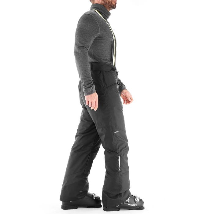 MEN'S D-SKI TROUSERS 180 - BLACK