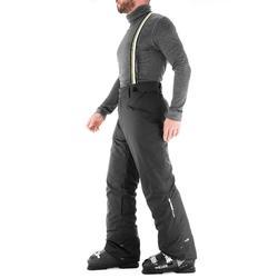 Skibroek heren | Zwarte skibroek heren | 180 | Wedze