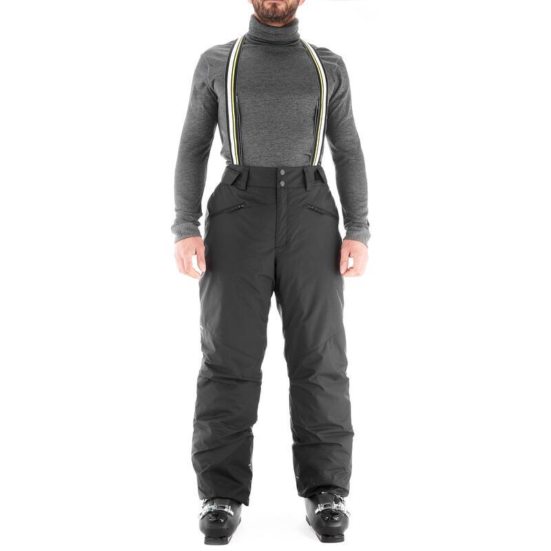 Pantalon De Ski De Pista Hombre 150 Negro