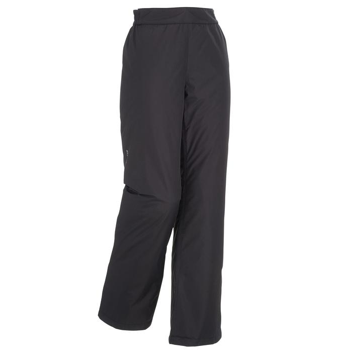Pantalon ski femme First heat noir - 1198330