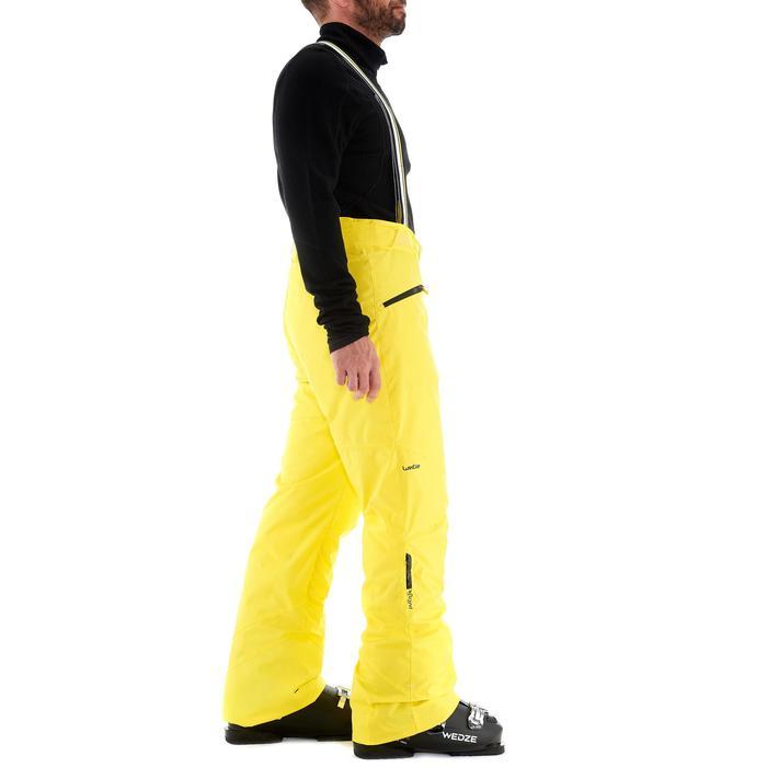 Skihose Herren PA 150 gelb