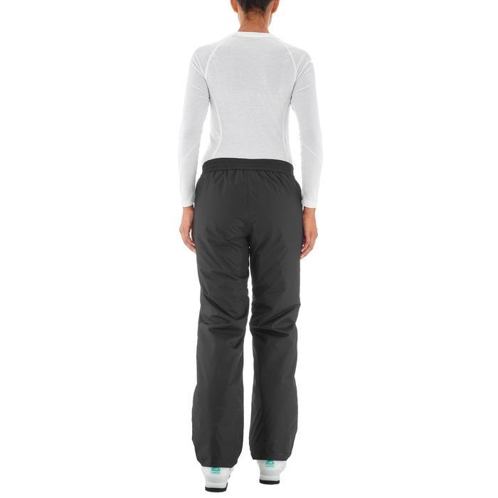 Pantalon ski femme First heat noir - 1198361