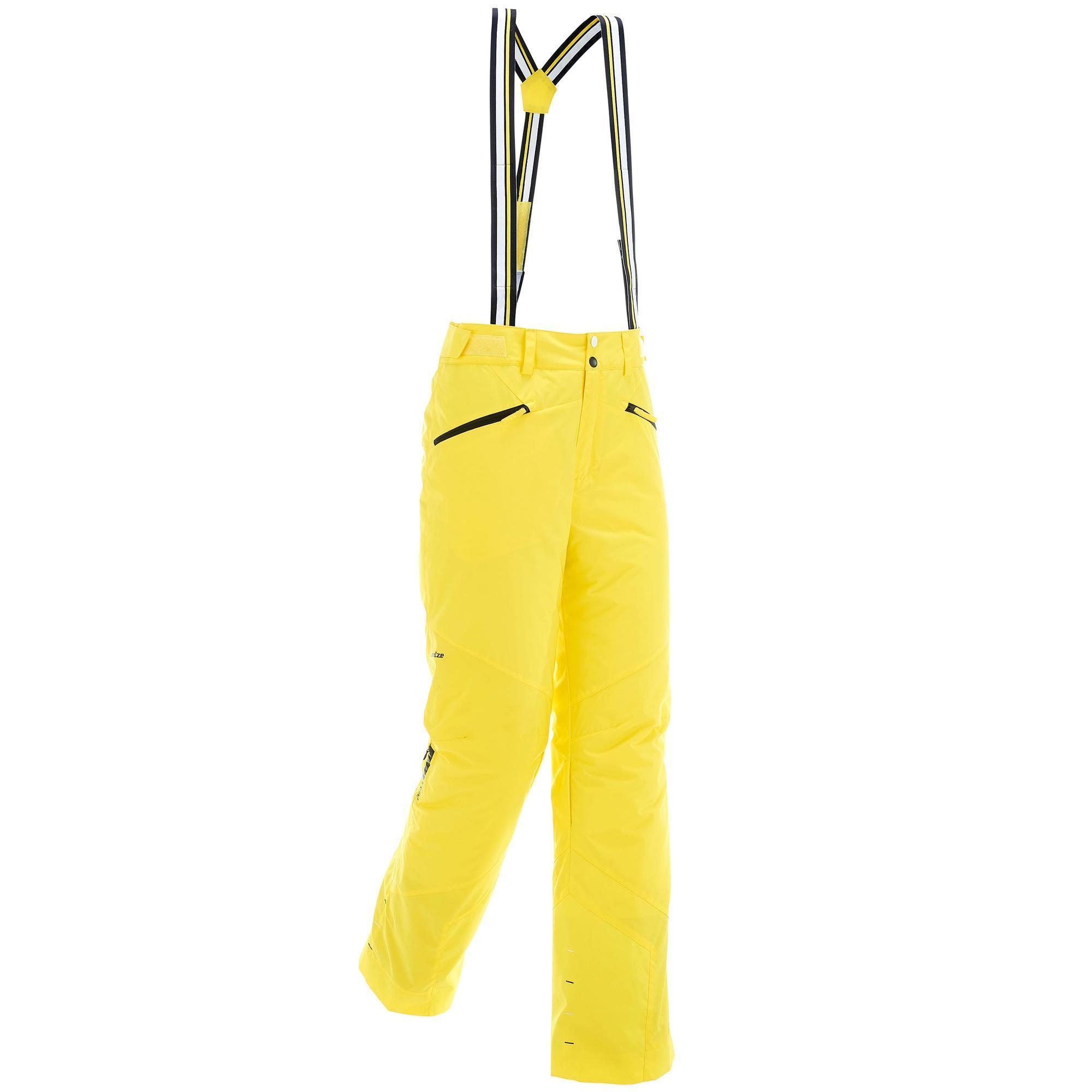 Ski Pantalons Pantalons Ski Decathlon Hommes De Ski Hommes De
