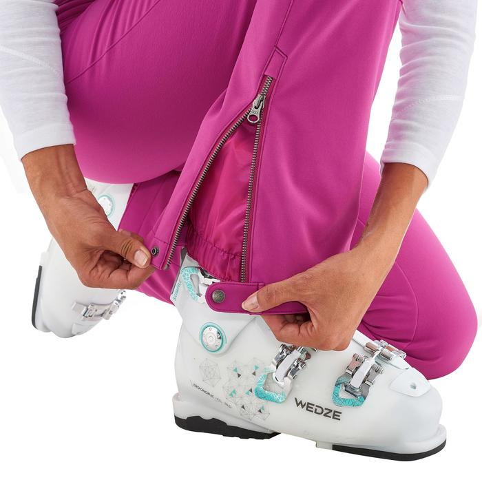 Pantalon ski femme Slide 500 - 1198378