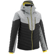 Siva moška smučarska jakna 900
