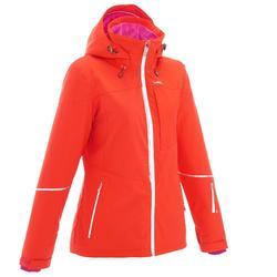 Dames ski-jas Slide 500 rood