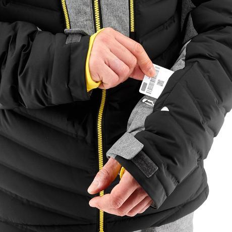 Ski De Piste Veste Wedze P Grise Jkt 900 Homme Warm FqwaP5a