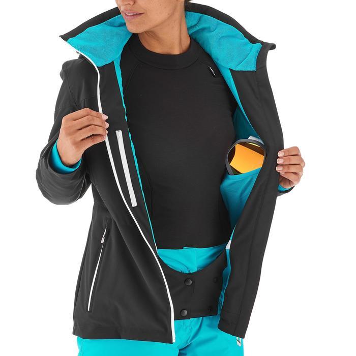 Veste de ski All Mountain femme AM580 noire - 1198500