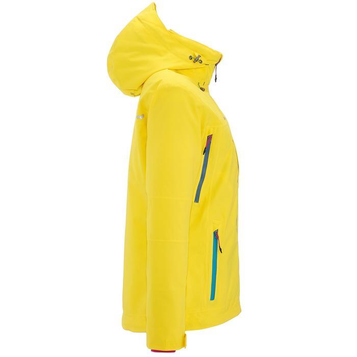 VESTE DE SKI ET SNOWBOARD FEMME FREE 500 BLEUE - 1198511