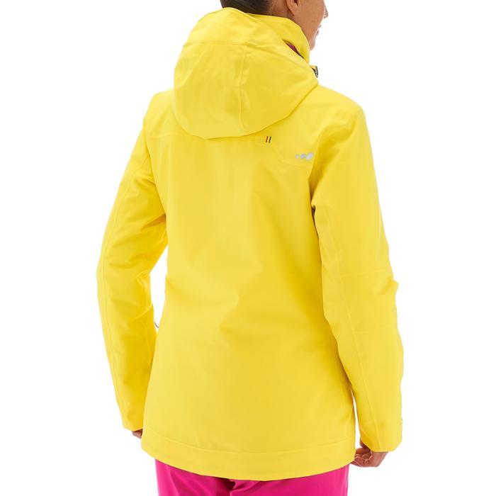 VESTE DE SKI ET SNOWBOARD FEMME FREE 500 BLEUE - 1198516